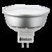 Светодиодная лампа MR16  GU 5 3/3W