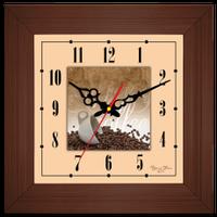 Годинник в багеті