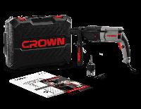 Перфоратор Crown CT18138 BMC (прямой), фото 1