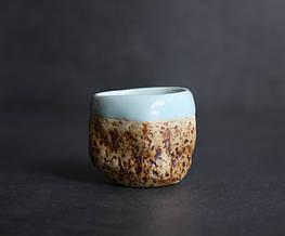 Чашка для чаювання розписна кераміка цзіндечжень 70 мл