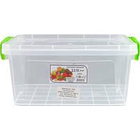 AL-PLASTIK Lux №5 Пищевой контейнер с ручками 2.8 л