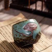Чашка для чаювання з лотосом, фото 2