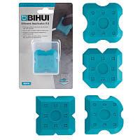 Набір шпателів аплікаторів BIHUI для силікону 4шт (STAK4)