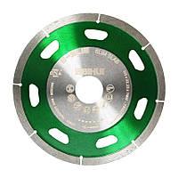 Диск алмазный BIHUI B-SLIM 125*22,23*7*1,1 зелений (DCDS125), фото 1