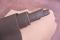 Натуральная кожа для кожгалантереи светло-коричневая арт. СК 2052