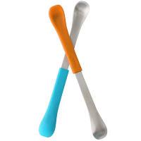 Набор ложек для кормления SWAP (Orange-Blue) -  Boon