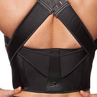 Ортопедичний корсет для корекції і підтримки постави Mute Orthopedic corset Чорний