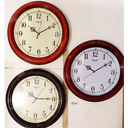 Годинник настінний круглий RIKON RK13751 d-31см