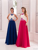 Вечернее платье (35) для выпускных вечеров и свидетельниц (цвета - в ассортименте)