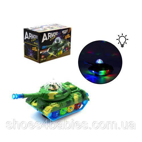 """Танк музичний """"Armored Car"""""""