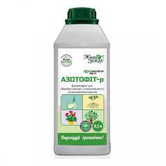 Азотофит-р биопрепарат универсальный , 500 мл — для подкормки растений, БТУ