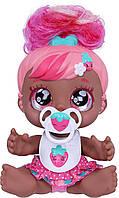 Лялька Кінді Кидс ароматна сестричка Блоссом Беррі Kindi Kids Scented Sisters - Blossom Berri, фото 1