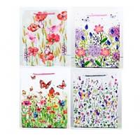 Пакет подарочный бумажный L Meadow 31 * 42 * 12см ST01620-L (12 шт в упаковке)