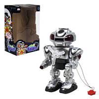 """Інтерактивний робот """"Бласт"""", стріляє дисками (українською мовою)"""