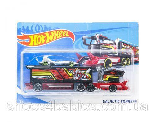"""Машина """"Hot Wheel. TRUCK"""" (чорний)"""