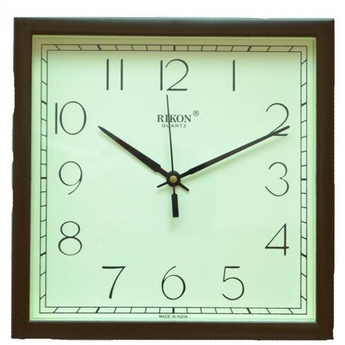 Годинник настінний прямокутний RIKON RK1251
