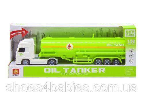 "Трейлер ""Container truck"" (белый)"