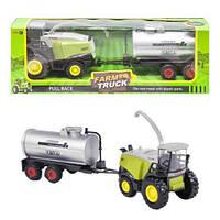"""Трактор """"Farm Truck"""" с цистерной"""