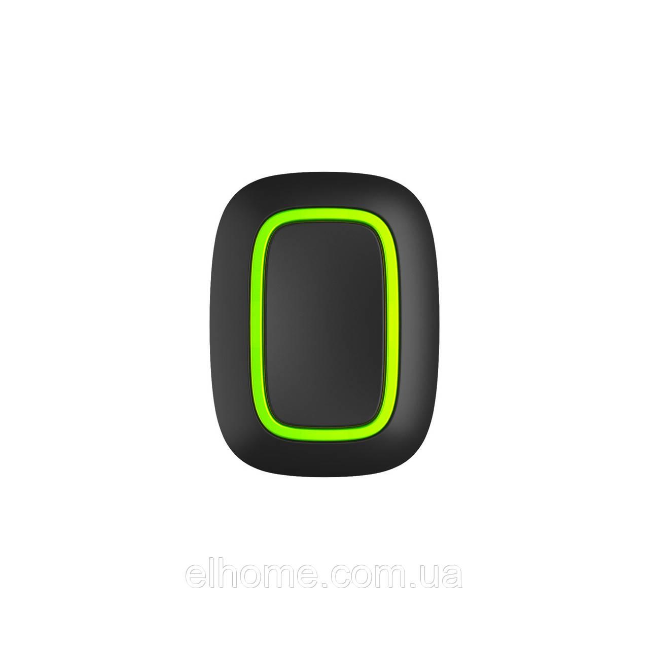 Тривожна кнопка Ajax Button чорна