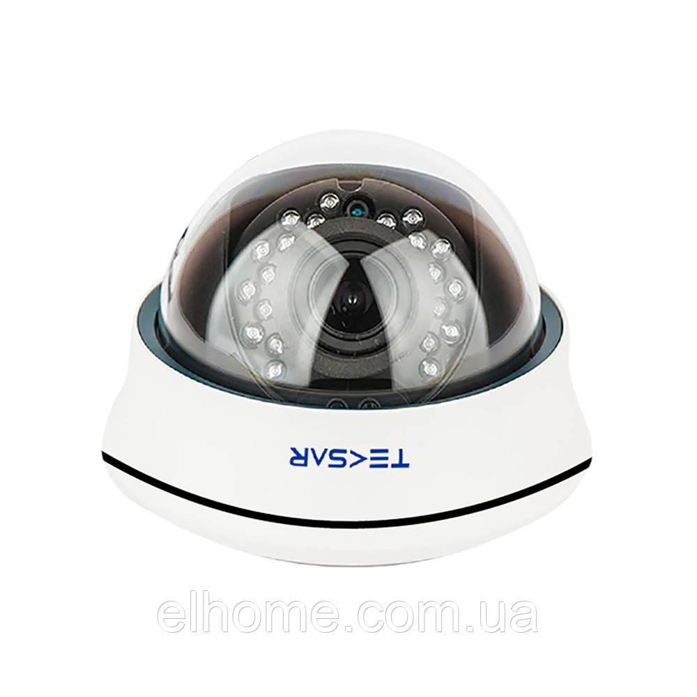 Видеокамера AHD купольная Tecsar AHDD-20V8ML-in