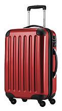 Дорожній валізу з пластику Hauptstadtkoffer alex mini red, 42 л