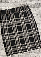 """Спідниця жіноча молодіжна кашемірова, розміри S-L """"LATTE"""" купити недорого від прямого постачальника"""