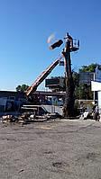 Удаление деревьев Киев Кронирование деревьев Корчевание пней, фото 1