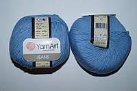 YarnArt Jeans - 15 голубой