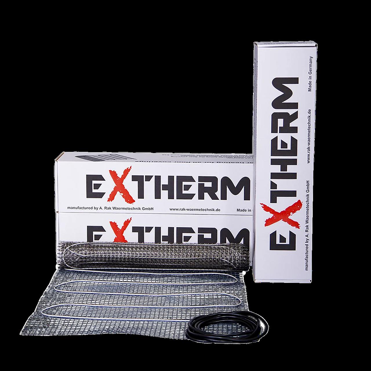 Нагревательный мат одножильный Extherm ETL 200-200