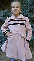 Дитяче пальто на гудзиках, фото 1