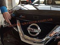Решетка хромированая Nissan X-Trail 2014+