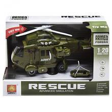 """Вертоліт """"Air Rescue"""", зелений"""