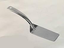 Лопатка кондитерская металлическая 20,5х4,5