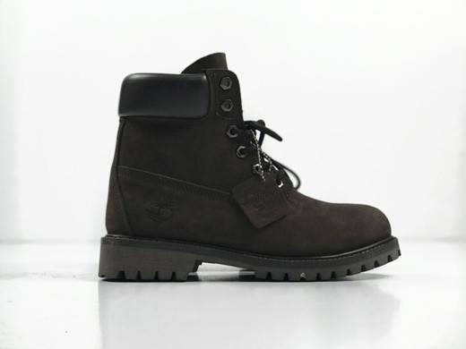 Женские ботинки Timberland Brown Nubuk, фото 2