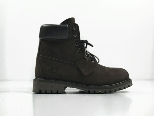 Женские ботинки Timberland Brown Nubuk
