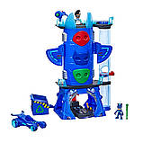 Игровой набор герои в масках - мегаштаб делюкс (2 фигурки, машинка), фото 2
