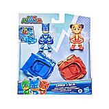 Игровой набор герои в масках - кэтбой против ан ю (2 фигурки, 2 машинки), фото 3