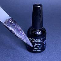 Гель-лак кошачий глаз магнитный для ногтей Starlet Professional Jewel Cateye №01 10мл