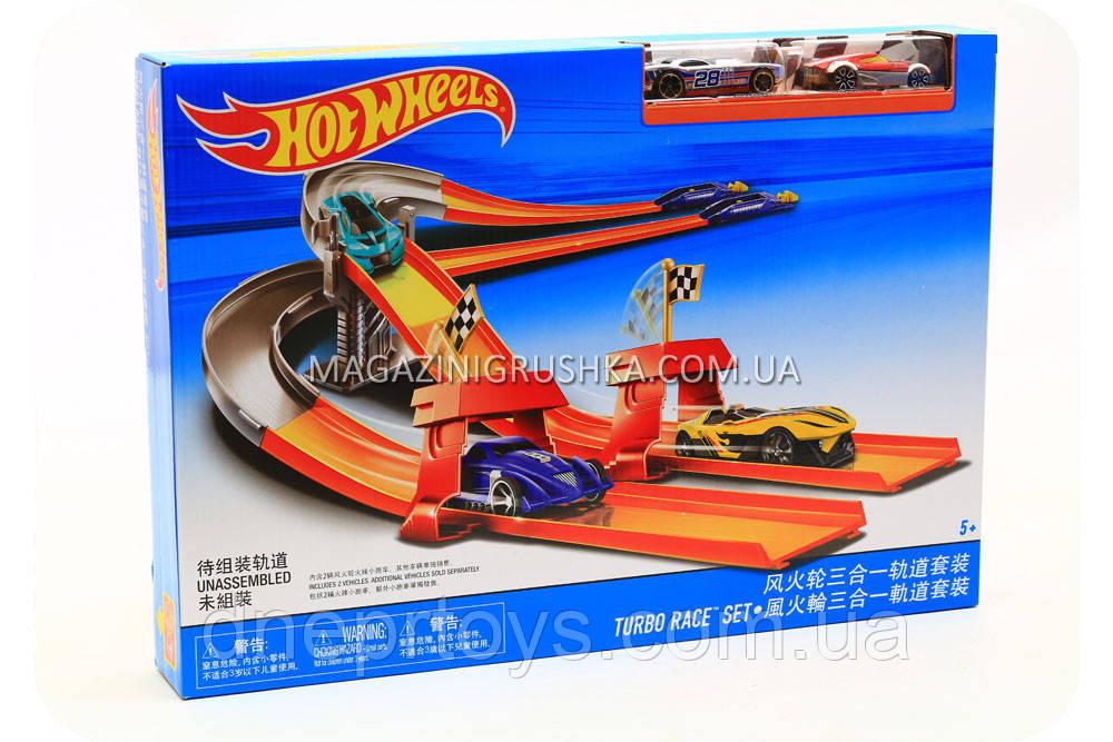 Ігровий трек «Hot wheels» - Супергонки 3в1 BGJ08(BGJ10)