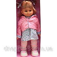 Интерактивная кукла «Настенька» поет песни, отвечает на вопросы, ходит, танцует (MY081), фото 6