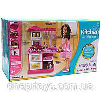 Набор игровой детский «Кухня» (свет, звук) WD-A17, фото 2