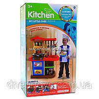 Набор игровой детский «Кухня» (свет, звук) WD-A17, фото 3