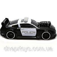 Машинка «Полиция» на радиоуправлении 75599P (аккумулятор, звук, свет, резиновые колеса), фото 3