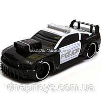 Машинка «Полиция» на радиоуправлении 75599P (аккумулятор, звук, свет, резиновые колеса), фото 5