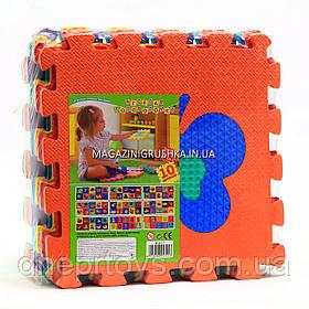 Игровой коврик-мозаика «Животные» M 2617