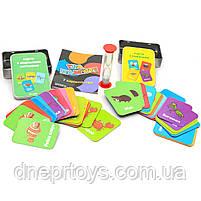 Настільна гра головоломка Fun game «Гра пам'яті» карти з Морською жителями та комах UKB-B0046, фото 5
