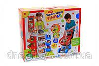 Ігровий набір «Магазин супермаркет 668-20 з касою і візком», фото 3