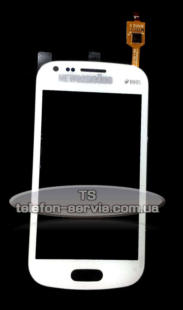 Сенсорный экран  Samsung S7560, S7562, белый