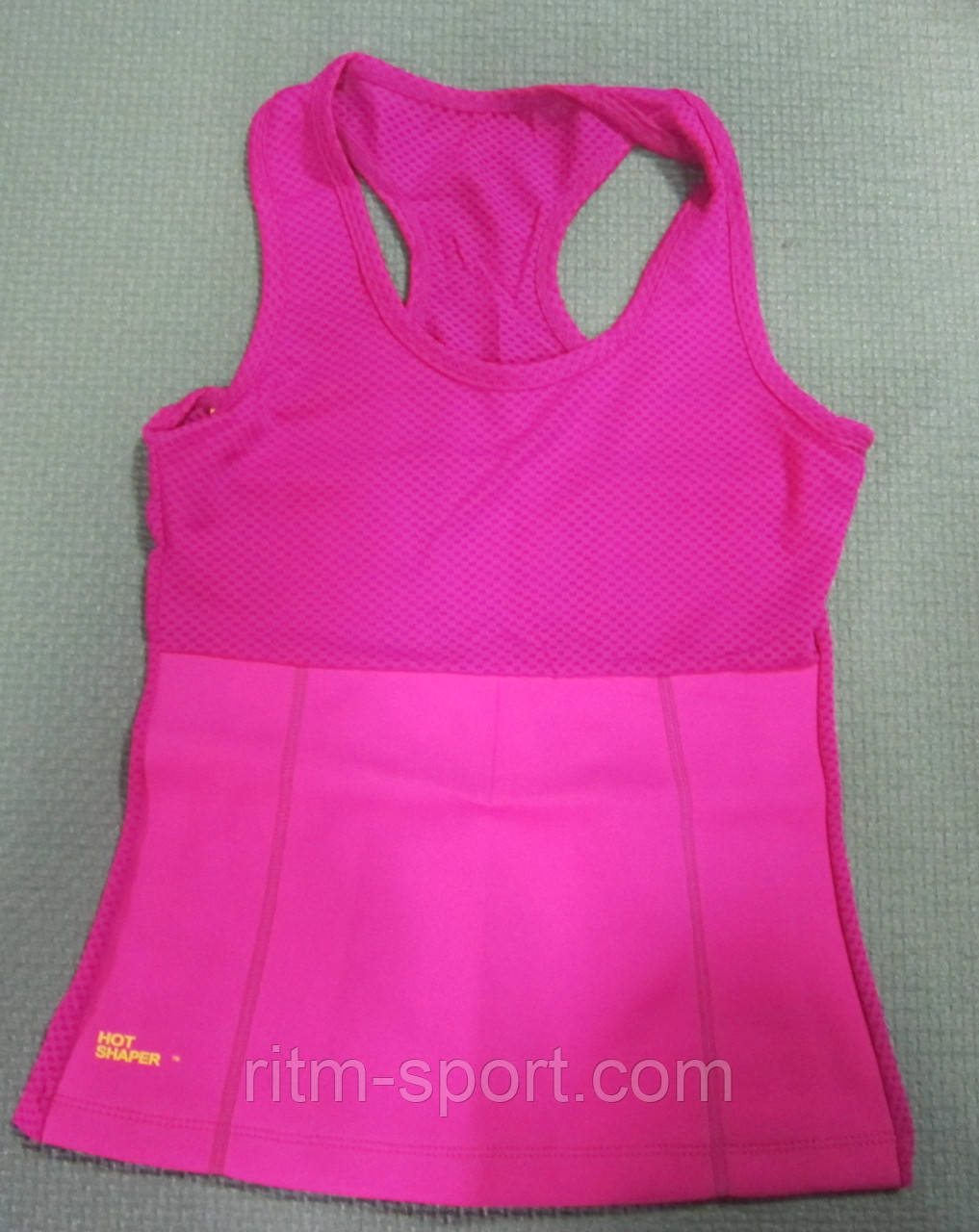 Рожева Майка для фітнесу (схуднення) HOT SHAPERS
