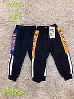Спортивные брюки с начёсом для мальчиков S&D 1-5 лет